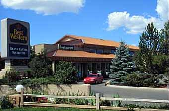 Grand Canyon Squire Inn resort hotel